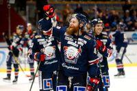Linköping, med Jonas Junland i spetsen, fick på lördagen äntligen fira en seger igen. Arkivbild.