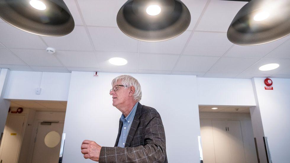 Johan Carlson säger att fokus fortsatt ligger på att avveckla restriktionerna, men i rätt tid.