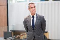 Aivar Rehe, tidigare chef för Danske Banks estniska filial, är försvunnen sedan måndagen och polisen har bett allmänheten om hjälp i sökandet. Arkivbild.