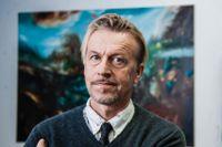 Ernst Billgrens nya roman börjar och slutar i Stockholmsförorten Farsta.