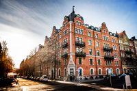 Östermalms bostadsmarknad håller på att återhämta sig – på en lägre prisnivå, menar mångårige mäklaren Richard Lagerling.
