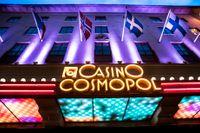 Statliga Casino Cosmopol får sänkt sanktionsavgift. Arkivbild.
