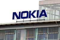 Vinstökning för Nokia. Arkivbild.
