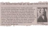 Denna artikel publicerades ursprungligen i SvD den 25 februari 1996.