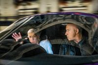 "Vin Diesel och Helen Mirren i ""Fast and furious9""."