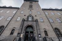 Stockholms tingsrätt håller häktningsförhandling klockan 11. Arkivbild.