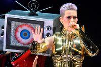 """Katy Perry på sin """"Witness""""-turné."""