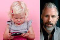 Patrik Wincent, terapeut på Datorspelsakuten, med sig av sina sju bästa tips för att komma till rätta med barns skärmtid.