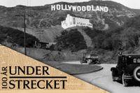 Hollywood i Los Angeles på 1920-talet.