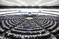 Europaparlamentet. Arkivbild.