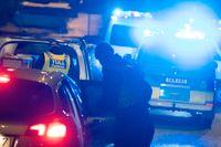 Polis i 20 europeiska länder slog i förra veckan till mot misstänkta stöldligor. Arkivbild.