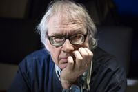 Konstnären Lars Vilks.