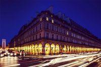 Legendariska Ritz i Paris.