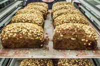 Bagaren Karin Moberg bakar glutenfritt på bageriet Friends of Adam.