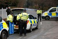 Thames Valley-polisen kallar söndagens händelse tragisk. Arkivbild.