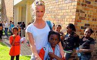 Det var för ett modelljobb år 2005 som Frida Vesterberg första gången besökte Kapstaden. Nu driver hon fritidshemmet Project Playground med 12 anställda och cirka 230 barn.