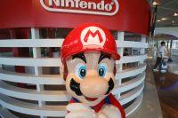 Nintendo, som ligger bakom spelet Super Mario, höjer försäljningsprognosen. Arkivbild.