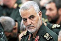 Den iranske generalen Qassem Soleimani dödades i Irak förra veckan.