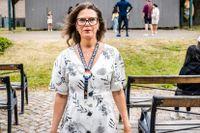 Mia Stuhre, projektledare för Almedalsveckan.