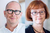 Håkan Tenelius och Karin Liljeblad, Vårdföretagarna