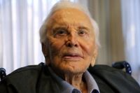 Kirk Douglas blev 103 år gammal. Arkivbild.
