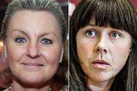 Maria Abrahamsson (M) gick till personangrepp mot MP:s språkrör Åsa Romson.