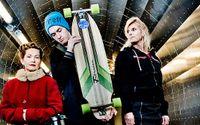 Swingdansaren Madelon Downey, skateboardåkaren Putte Zetterlund och Body fitness-tävlaren Annette Magnusson.