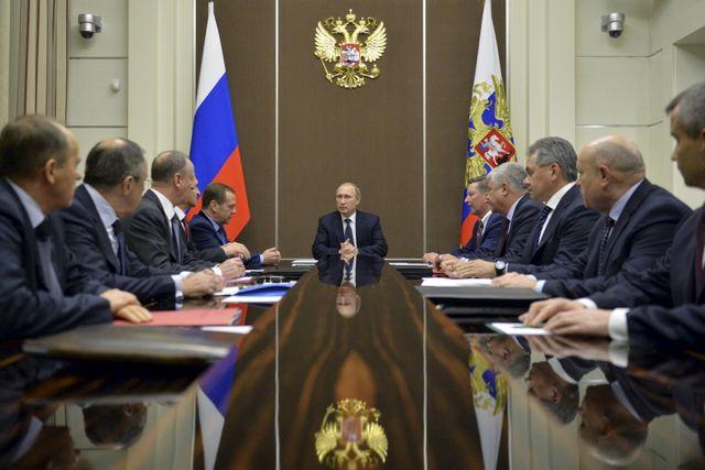 Ryssland och Putin hoppas att Väst nu ska bli villiga att samarbeta med Ryssland i Syrien.