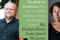 Författare Elisabeth Åsbrink och Ola Larsmo bland flera.