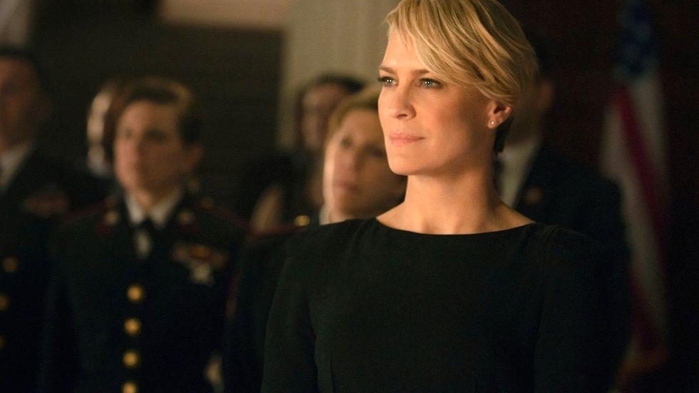 Är Margot Wallström verklighetens Claire Underwood?