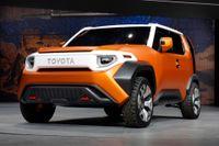 Toyota har passerat Volkswagen. Arkivbild.