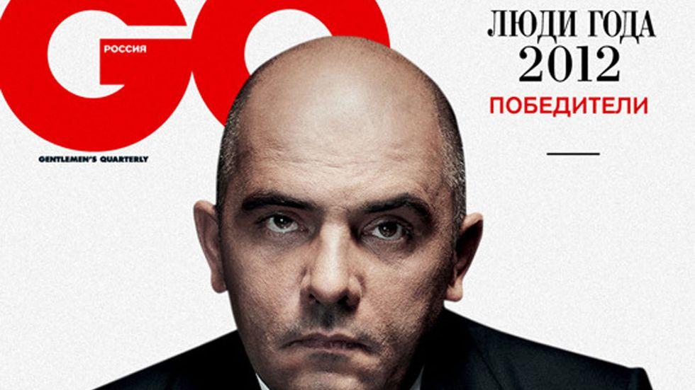 Grigory Rezvin blev 2012 av tidningen GQ framröstad som en av årets viktigaste personer.