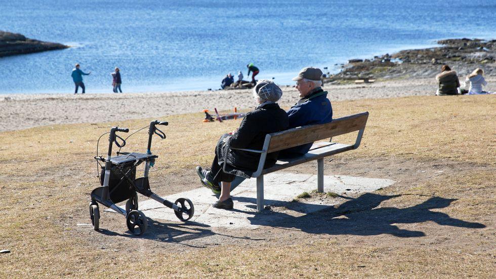 Ny forskning visar att äldre är mindre träffsäkra på att uppfatta andras känslor.