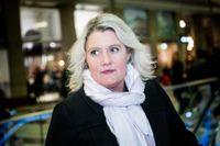 Lena Rådström Baastad, partisekreterare för Socialdemokraterna.