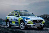 Bilen som klarar polisens tuffa tester
