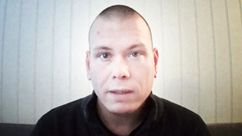 Espen Andersen Bråthen har gripits misstänkt för pilbågsattacken.