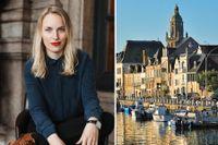Anna Rönngren är ex-sommelier och exilvärmlänning som numera jobbar med vinimport som content- och vinklubbsansvarig på Tryffelsvinet.