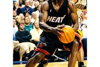 Dwayne Wade blev NBA-mästare förra säsongen med Miami Heat.