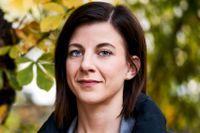 Carolin Lindholm sökte ett jobb men fick ett annat.