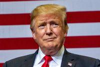 USA:s president Donald Trump har dömt ut utredningen om rysk valpåverkan.