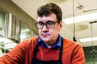 """""""Jag ska erkänna att jag knappt hunnit börja mitt nya liv som vegetarian innan jag fick återfall"""", säger SvD:s  Mikael Törnwall om sitt försök att ändra kost från blodig biff till grönsaker."""