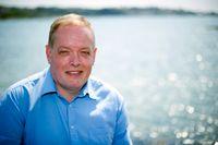 Björn Risinger är Naturvårdsverkets generaldirektör. Arkivbild.