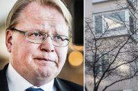 Försvarsminister Peter Hultqvist fick ett hyreskontrakt i en av stiftelsens fastigheter.