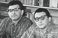 Bröderna Arkadij (1925–1991) och Boris (1933–2012) Strugatskij.