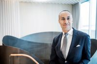 Nordic Capitals finanschef Klas Tikkanen.