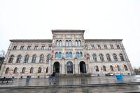 Nationalmuseum i Stockholm. Många av landets museer har drabbats hårt av coronapandemin. Arkivbild.