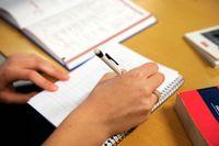 Skärpta behörighetskrav till ämneslärarutbildningen får stora konsekvenser enligt UHR. Arkivbild.
