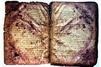 Arkimedes mögliga palimpsest.