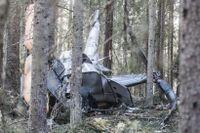 En helikopter har kraschat utanför Leksand. Flera räddningsenheter är kallade till platsen.