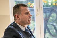 Estlands utrikesminister Urmas Reinsalu vill förlänga sanktionerna mot Ryssland.
